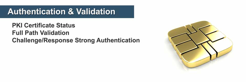 Authentication and Valication